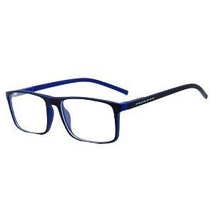 Óculos Receituário Retangular Prorider - GP047