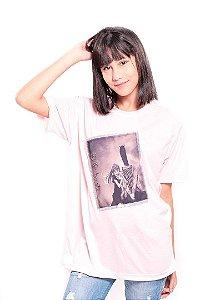 Camiseta Prorider Zeno On Rosa Claro com estampa Quadrada - ZOCAM24