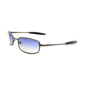 Óculos Solar Prorider Retro Bronze com Lente Azul - AC3894