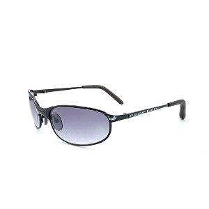 Óculos de Sol Retro Prorider Preto com Lente Degrade - MENORCKA