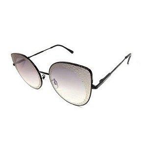 Óculos de Sol Retro Prorider grafite com Lente degradê- B88399