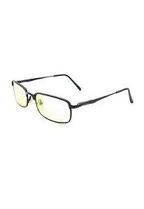 Óculos De Sol Prorider Retro Preto com lente amarela - 20161