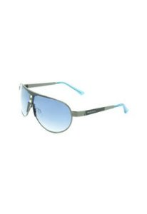 Óculos de Sol Prorider Infantil grafite com lente azul degrade - 983014