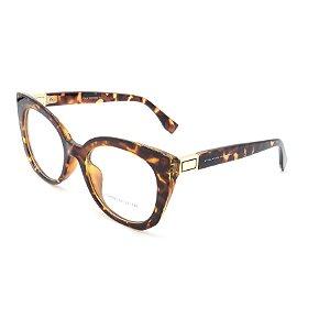 Óculos de Grau Prorider Animal Print com Dourado - CH5520