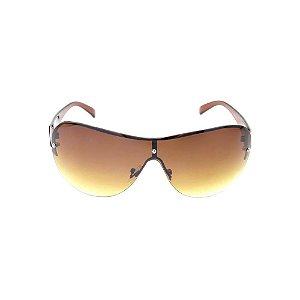 Óculos de Sol Prorider Otto Retro Marrom Translúcido - M8015