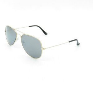 Óculos de Sol Prorider Dourado Brilhante com Lente Fumê - OP3210C2