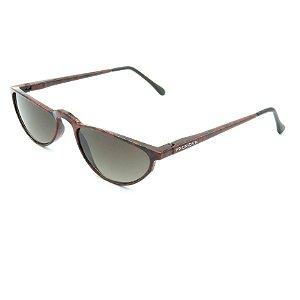 Óculos Solar Prorider Retrô Animal Print Com Lente Fumê - AP6522