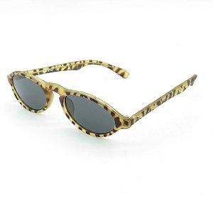 Óculos Solar Prorider Retrô Animal Print Com Lente Fumê - AP7633
