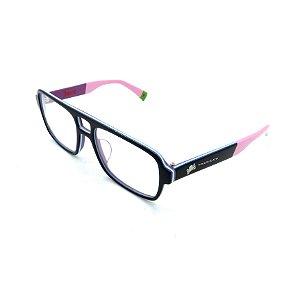 Óculos Receituário Prorider Retrô Multicolorido Com Lente de Apresentação - KKT-6301C6