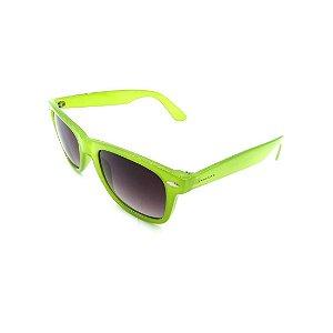 Óculos de Sol Prorider Retro Verde com Lente Degradê Fumê - TPX16-0435