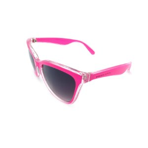 Óculos de Sol Prorider Transparente Rosa Com Lente Degradê Fumê -  B88-1134C1