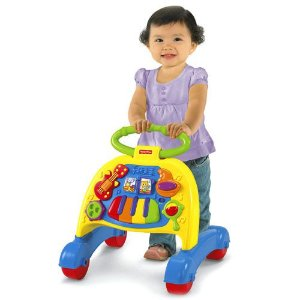 Apoiador Musical Fisher-Price