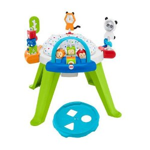 Centro de Atividades 3-in-1 Spin & Sort Fisher-Price
