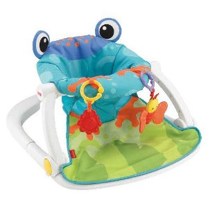 Assento Sit-me-up Sapinho Fisher-Price