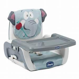 Cadeira de Refeição Mode Elefante Chicco
