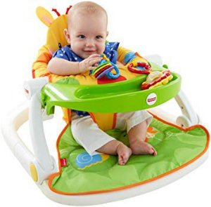 Assento Sit-me-up Girafa Fisher-Price