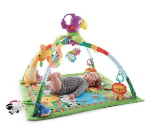 Tapete de Atividades Rainforest Fisher-Price