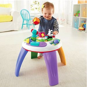 Mesa de Atividades Silly Safari Fisher-Price