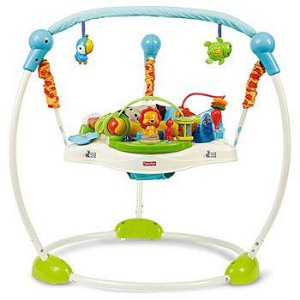 Jumperoo Meus Bichinhos Fisher-Price