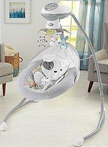 Cadeira de Balanço Snugabunny Baby Fisher-Price