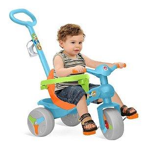 Triciclo Veloban Menino Bandeirante