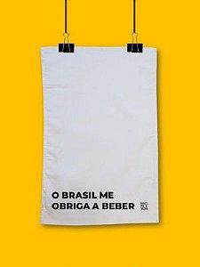 Pano de prato Brasil