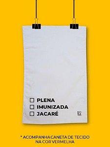 Pano de prato Imunizada