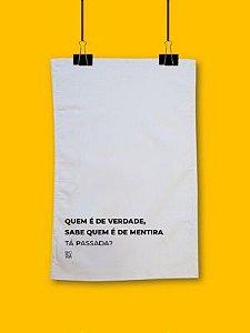 Pano de prato Tá Passada