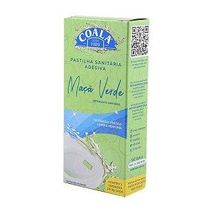 Pastilha Adesiva 10g Maca Verde c/ 2 un COALA