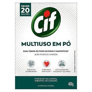 CIF MULTIUSO EM PO 400G