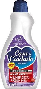 DESINFETANTE CASA & CUIDADO BRISA SERENA 500 ML