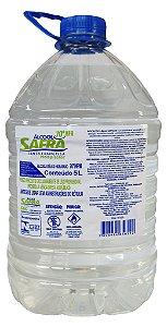 ALCOOL SAFRA LIQUIDO 70° 5L GALAO