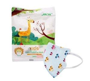 MASCARA KN95 INFANTIL - 2un