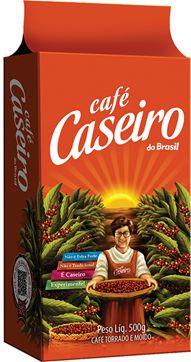 CAFE CASEIRO VACUO 500g TRADICIONAL