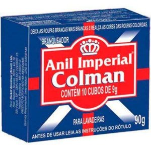 Anil imperial Colman 10 pedra 9g