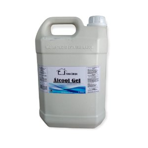 ALCOOL GEL 70 GALAO 5L CLIMPA