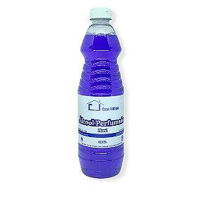 ALCOOL PERFUMADO FLORAL 500ML CLIMPA