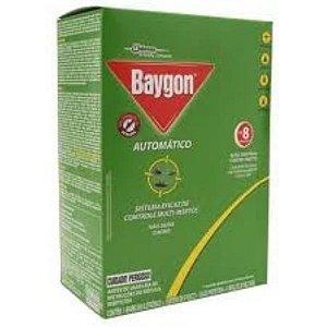 Baygon automatico 1 aparelho 1 refil