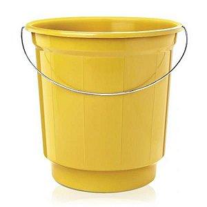 Balde plastico 20 litros (alca de ferro) ARQPLAST