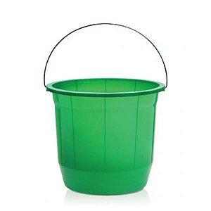 Balde plastico 8 litros (alca de ferro) ARQPLAST