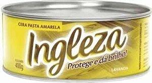 Cera pasta amarela Ingleza
