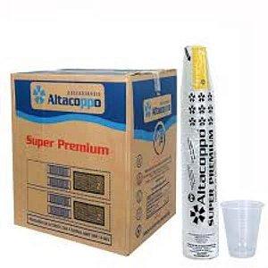 Caixa Copo 180ml transp c/ 2500 Premium Altacopo