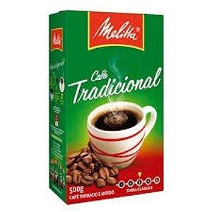 Cafe melitta tradicional 500g VACUO