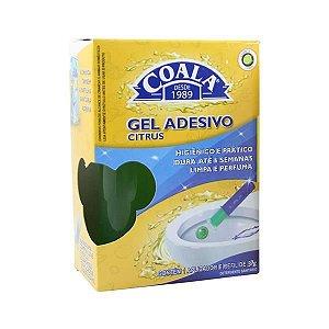 Coala gel adesivo ap+refil 37g Citrus