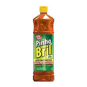 Desinfetante Pinho brill 1L Silvestre