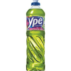 Detergente liq Ype capim limao 500ml