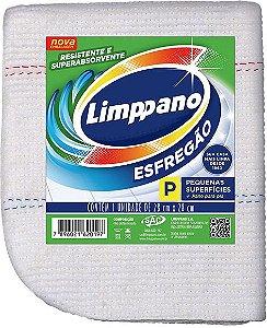 Esfregao peq superfies 28x28cm Limppano