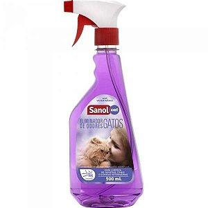 Eliminador de odores Sanol cat