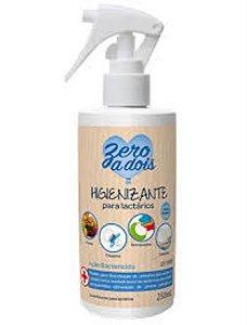 Higienizante para lactarios 0A2 250ML
