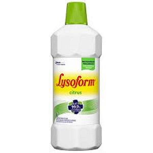 Lysoform citrus 1L